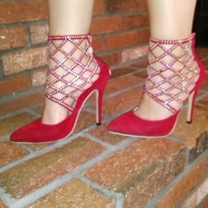Sonrisa high heels